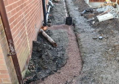 Drain Installation in Lancashire