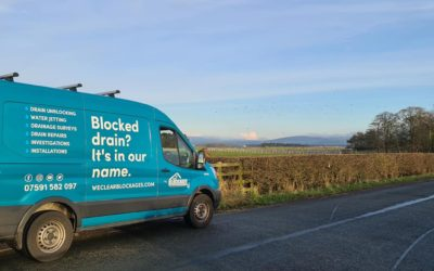Blocked Drains in Pilling