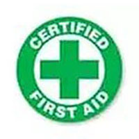Certified First Aid Accreditation