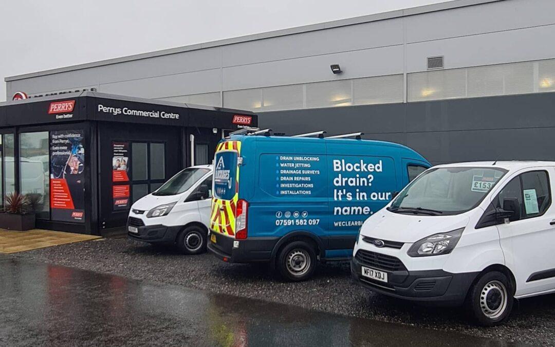 Drain Blockages in Preston