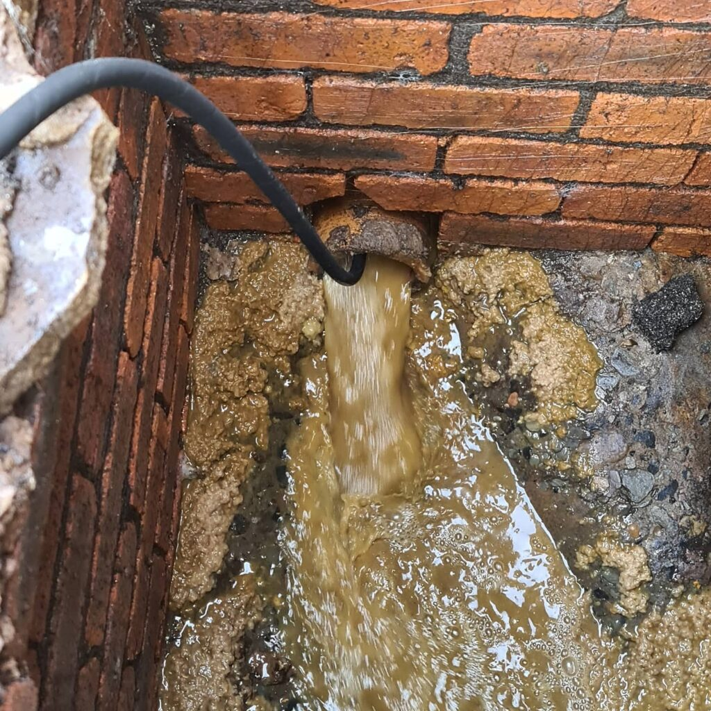 Blocked Drains in Preston