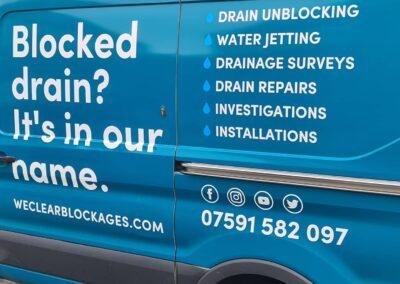 Blocked Drainage in Preston
