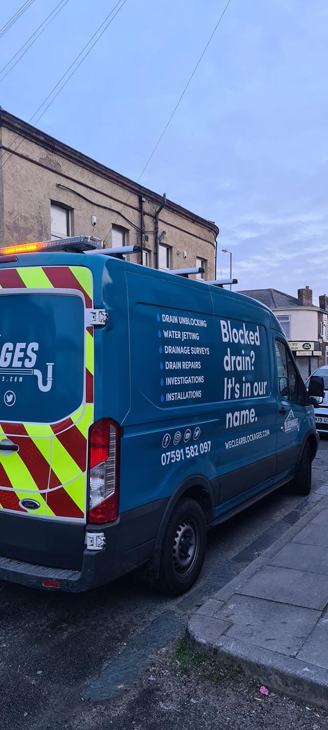 Blocked Drains Liverpool