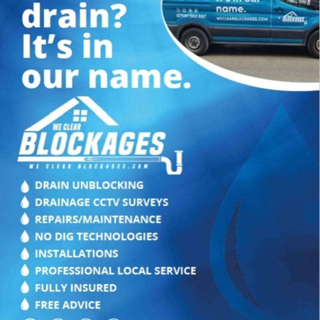 Drain unblocking in Oldham