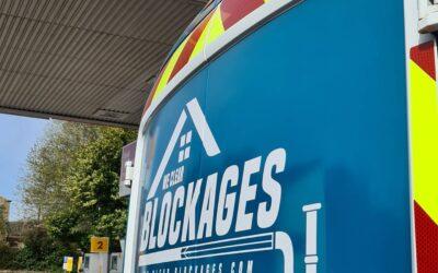Blocked Drains in Oldham