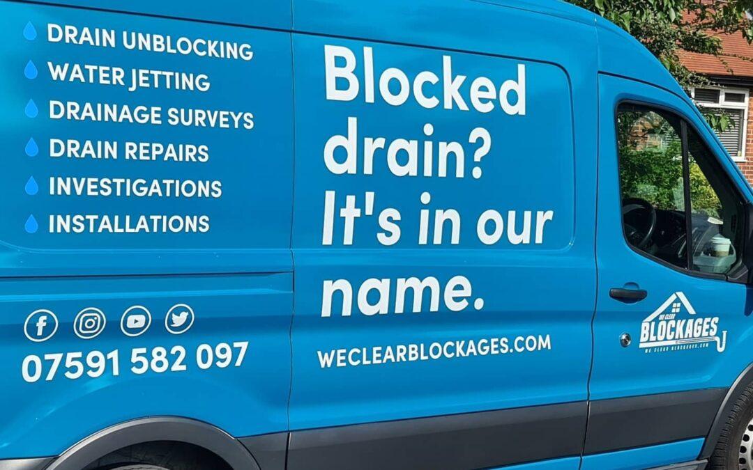 Blocked Drains in Salford